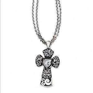 Brighton Ecstatic Cross Necklace